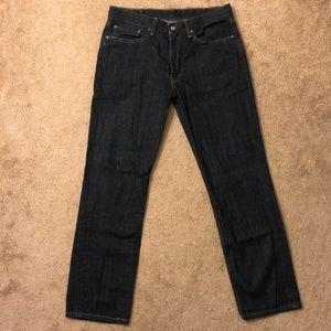 Levi Jeans 514 - Strait Fit - 34x32